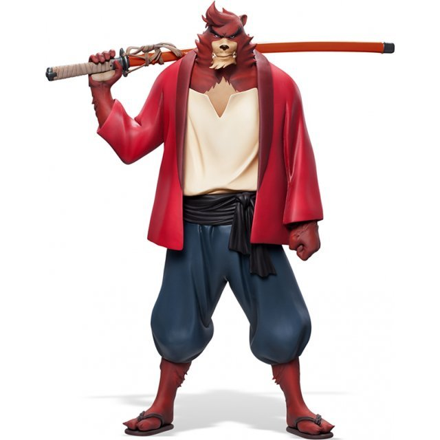 Super Figure Art Collection The Boy and the Beast: Kumatetsu