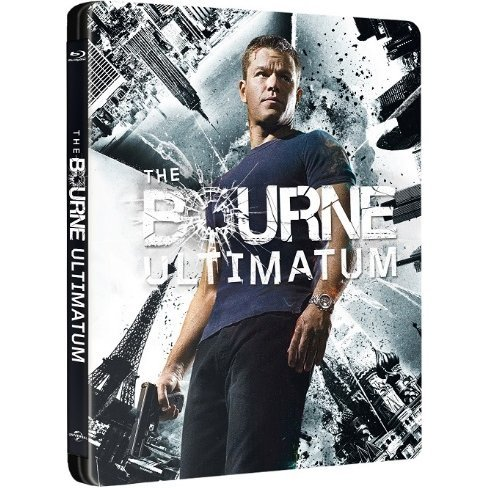 The Bourne Ultimatum [Steelbook Edition]