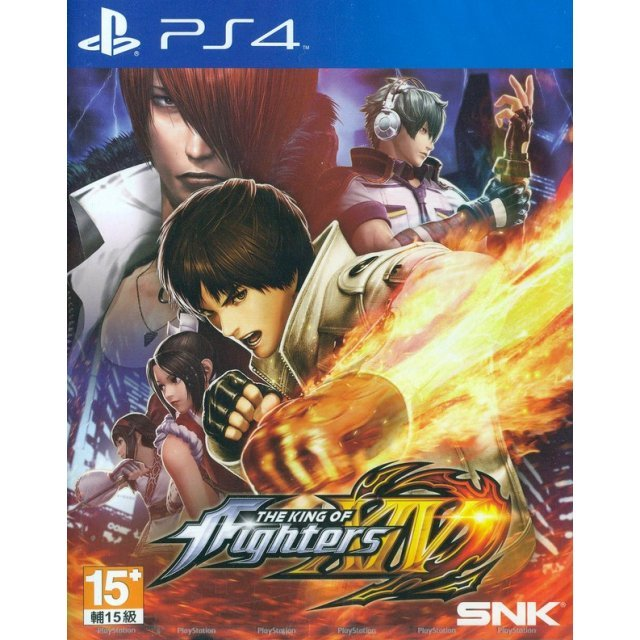 The King of Fighters XIV (Japanese & Chinese Subs)