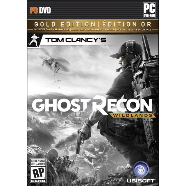 Tom Clancy's Ghost Recon: Wildlands [Gold Edition] (DVD-ROM)