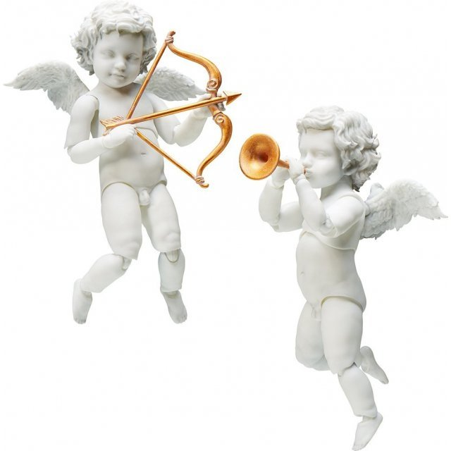 figma The Table Museum: Angel Statues