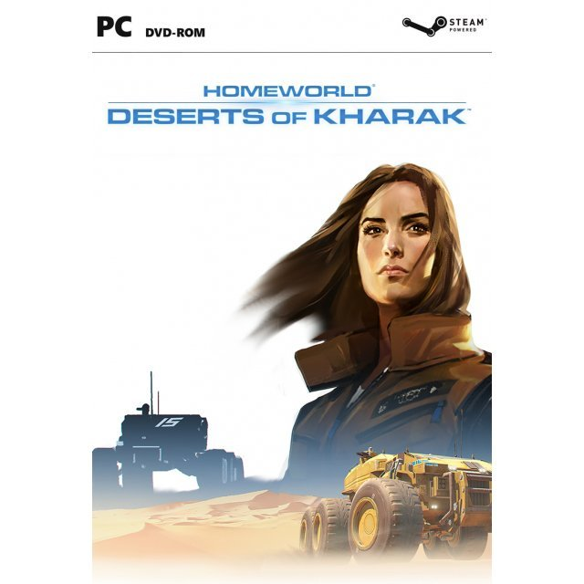 Homeworld: Deserts of Kharak (Steam)