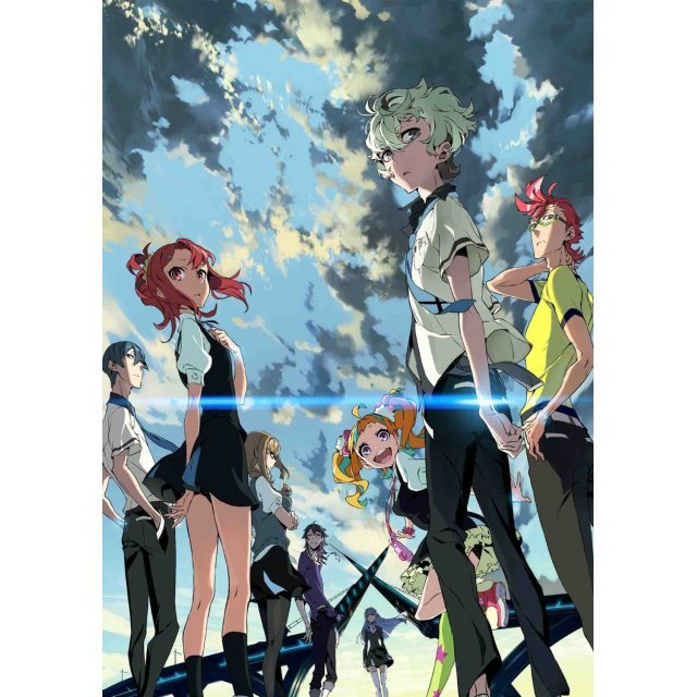 Kiznaiver Vol.4 [Limited Edition]