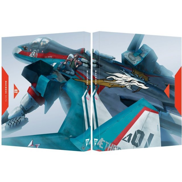 Macross Delta Vol.02 [Limited Edition]