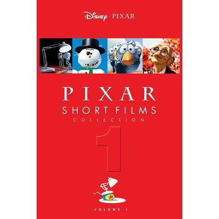 Pixar Short Films Collection Vol. 1