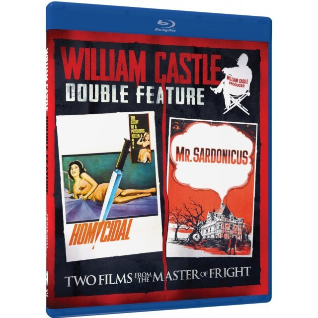 William Castle Double Feature