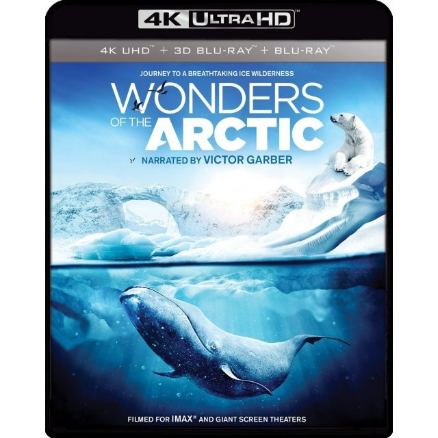 Wonders Of The Arctic [4K UHD Blu-ray]