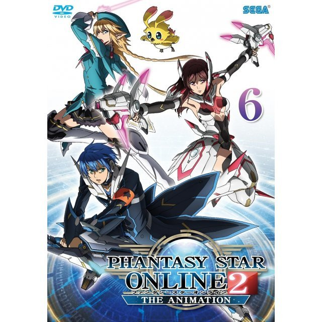 Phantasy Star Online 2 The Animation Vol.6