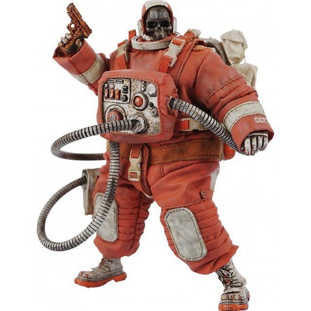 Action Portable Adventure Kartel 1/12 Scale Action Figure: Dead Cosmonaut Golovorez