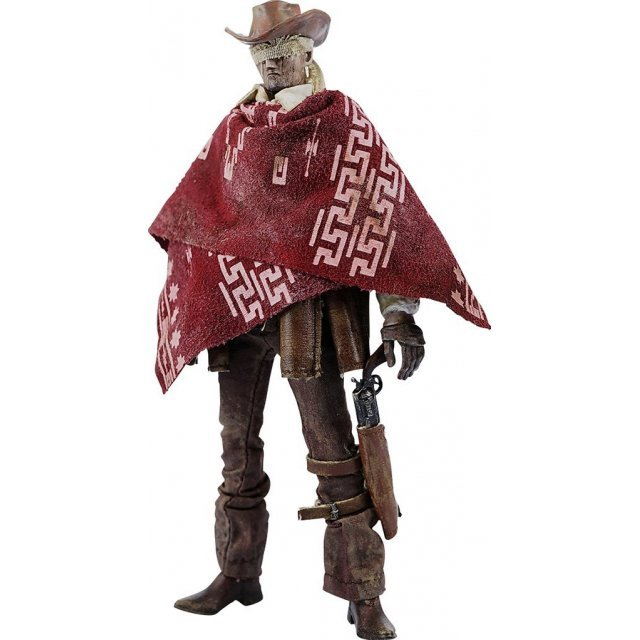 Action Portable The World of Popbot 1/12 Scale Action Figure: Blind Cowboy
