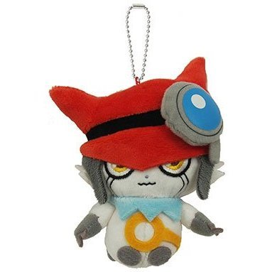 Digimon Universe Appli Monsters Appli Arise Mascot Ball Chain: Gacchimon