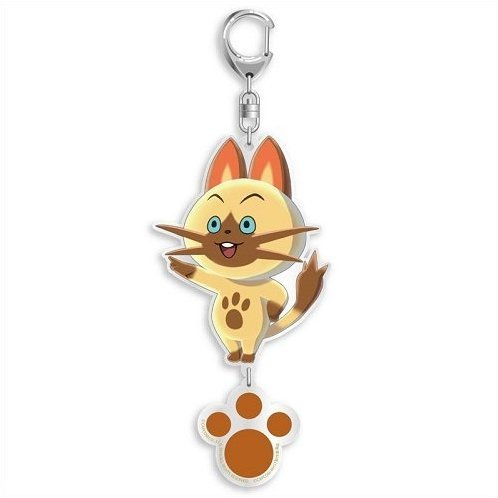 Monster Hunter Stories 2 Consolidated Acrylic Keychain: Navirou