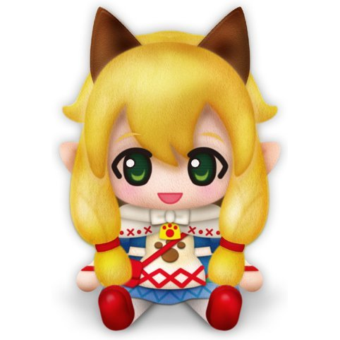 Monster Hunter X Monster Plush: Kati