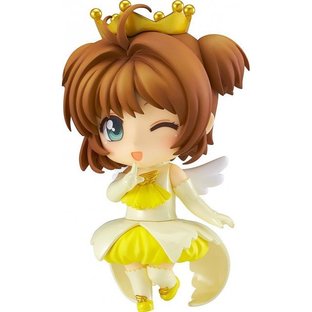 Nendoroid Co-de Cardcaptor Sakura: Sakura Kinomoto Angel Crown Co-de