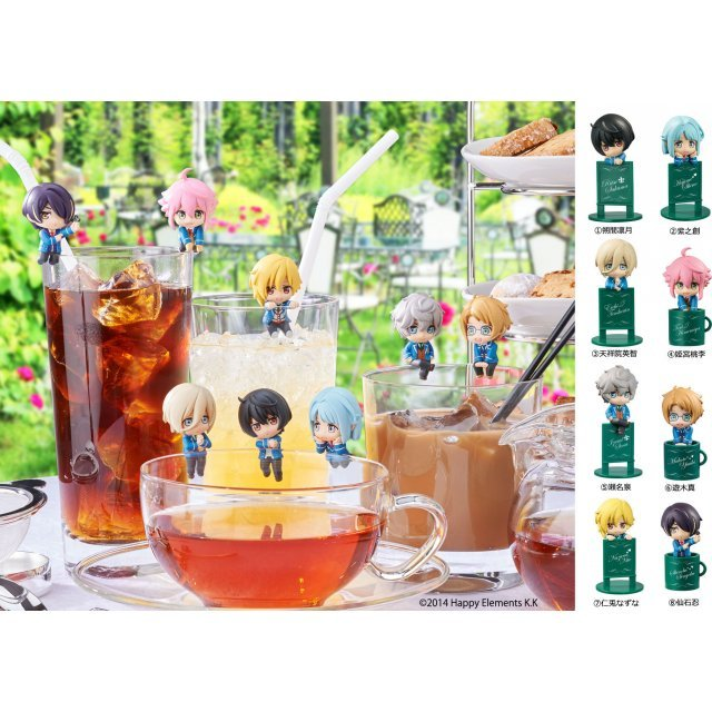 Ochatomo Series Ensemble Stars!: Welcome to Tea Club! (Set of 8 pieces)