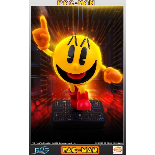 Pac-Man Figure