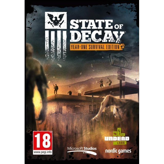 State of Decay: Year One Survival Edition (DVD-ROM)