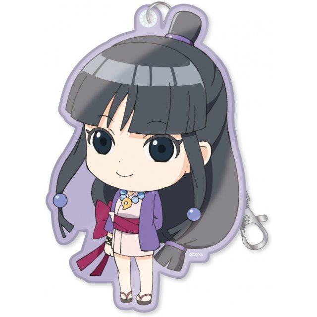 Ace Attorney - The Truth Objection! Diecut Pass Case: Mayoi
