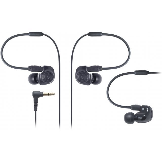Audio-Technica ATH-IM50 (Black)