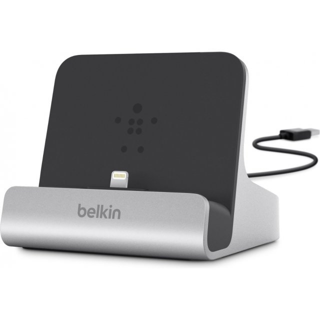 Belkin Express Dock for iPad (Silver)