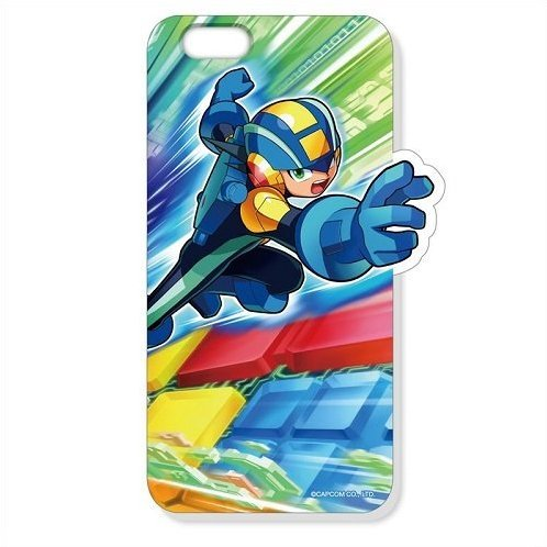 Mega Man iPhone 6 Cover: Electronic Brain