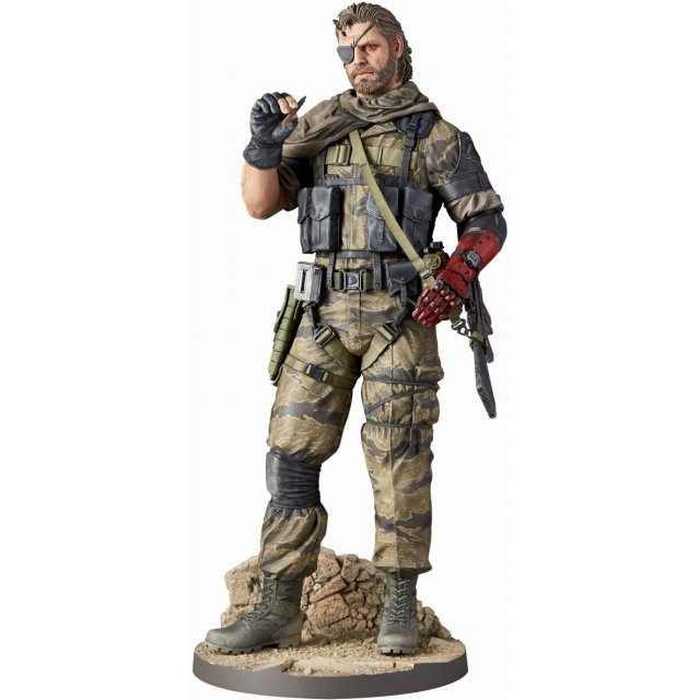 Metal Gear Solid V The Phantom Pain 1/6 Scale Pre-Painted Statue: Venom Snake