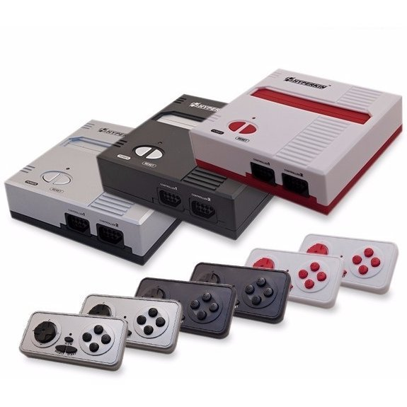 NES Hyperkin RetroN 1 Console (FC Super Loader) (3 Colors Pack)