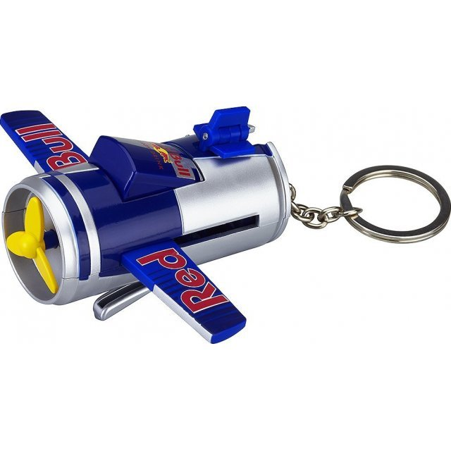 Red Bull Air Race Transforming Mini Plane Keychain