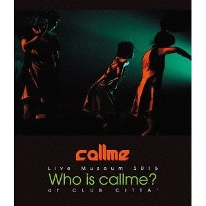 Callme - Live Museum 2015 - Who Is Callme? At Club Citta
