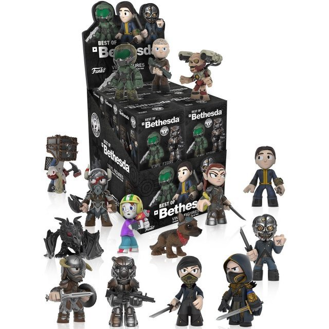 Funko Pop! Mystery Mini: Best of Bethesda (Set of 12 pieces)