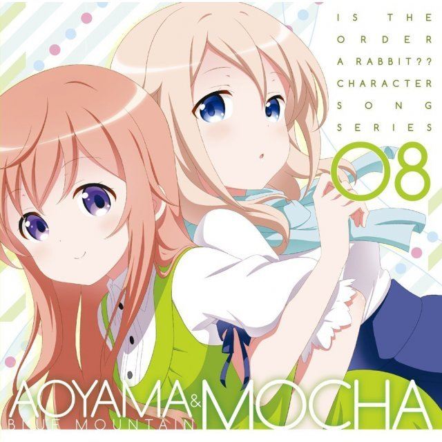 Is The Order A Rabbit / Gochumon Wa Usagi Desu Ka Character Song Series 08 Aoyama Blue Mountain And Mocha