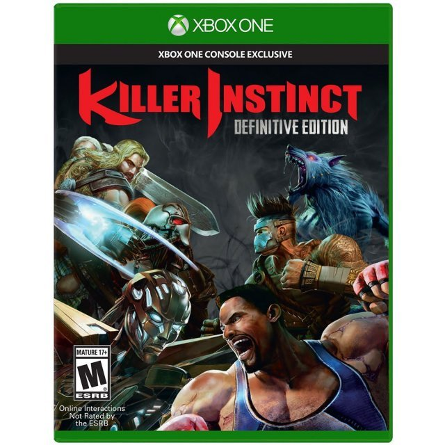 Killer Instinct [Definitive Edition]