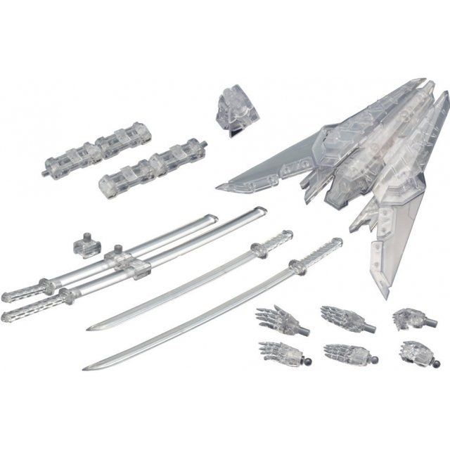M.S.G: Weapon Unit Assorted 02 Sharp Set Clear Ver.