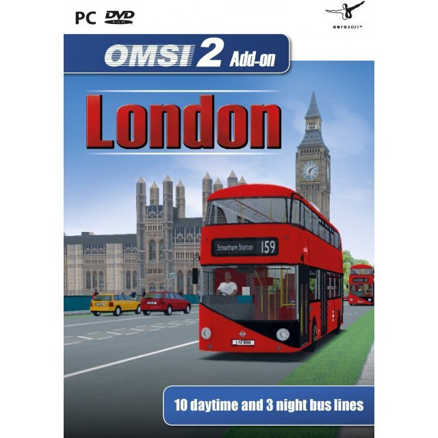 OMSI 2 Add-On: London (DVD-ROM)
