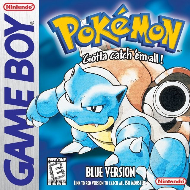 Pokemon Blue Version [Digital Code]