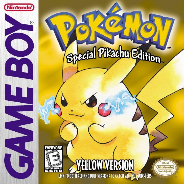 Pokemon Yellow Version - Special Pikachu Edition [Digital Code]