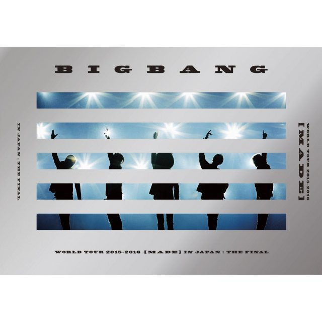 Bigbang World Tour 2015-2016 [Made] In Japan - The Final
