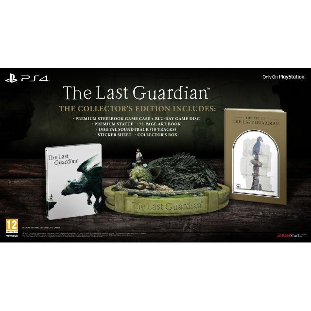 The Last Guardian [Collector's Edition]