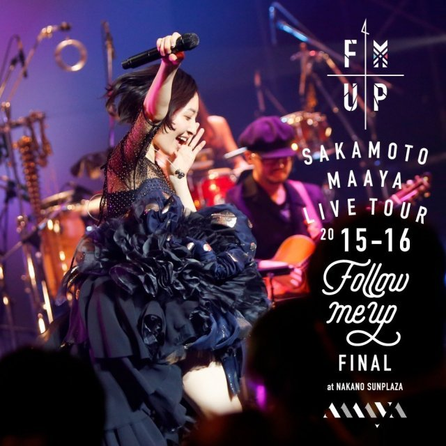 Follow Me Up - Final At Nakano Sunplaza [CD+DVD Limited Edition]