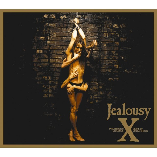 Jealousy [Blu-spec CD2 Limited Edition]
