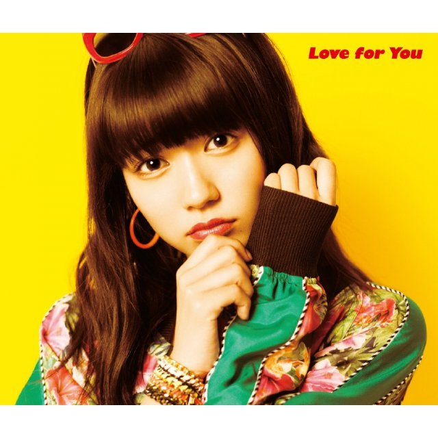 Love For You [Limited Edition Type B]