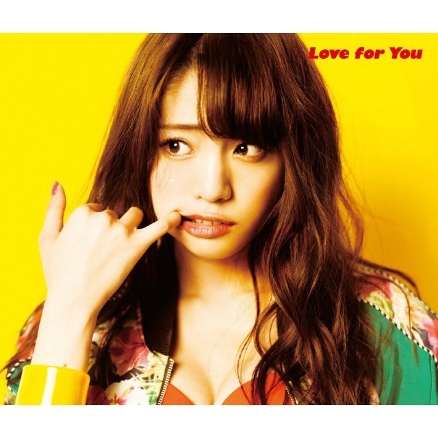 Love For You [Limited Edition Type D]