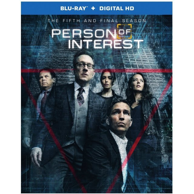 Person of Interest: The Fifth and Final Season [Blu-ray+Digital HD]