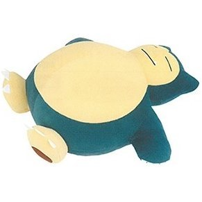 Pokemon Mega Large Plush: Snorlax