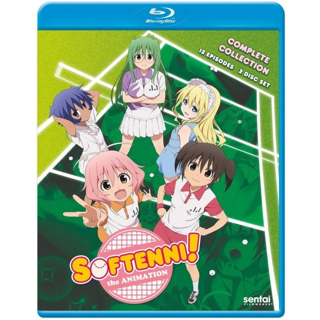 Softenni: Complete Collection - Season One