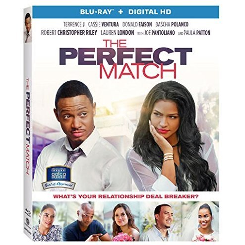The Perfect Match [Blu-ray+Digital HD]