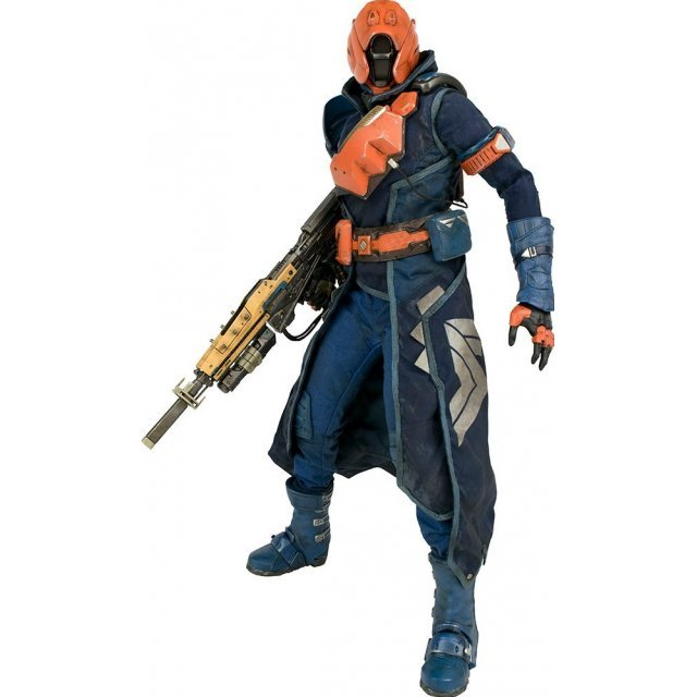 Destiny 1/6 Scale Pre-Painted Articulated Figure: Warlock