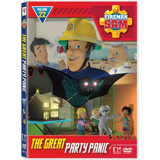 Fireman Sam Vol 22 The Great Party Panic
