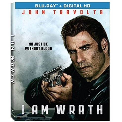 I Am Wrath [Blu-ray+Digital HD]