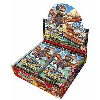 Monster Hunter Stories Card Game Vol. 1 Booster Pack (Set of 20 pieces)
